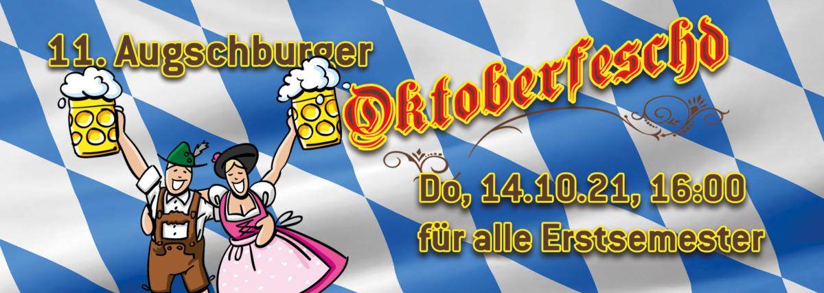 Elftes Augsburger Oktoberfeschd
